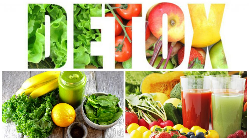 detox diet for weight loss