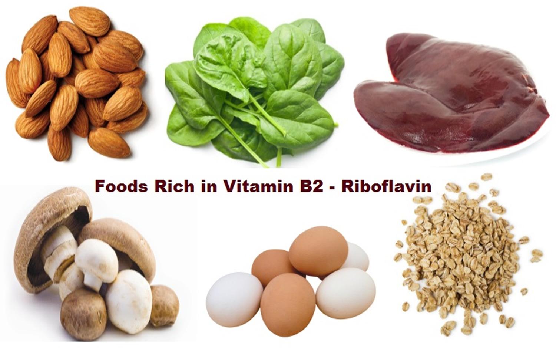 Foods-Rich-in-Vitamin-B2-Riboflavin