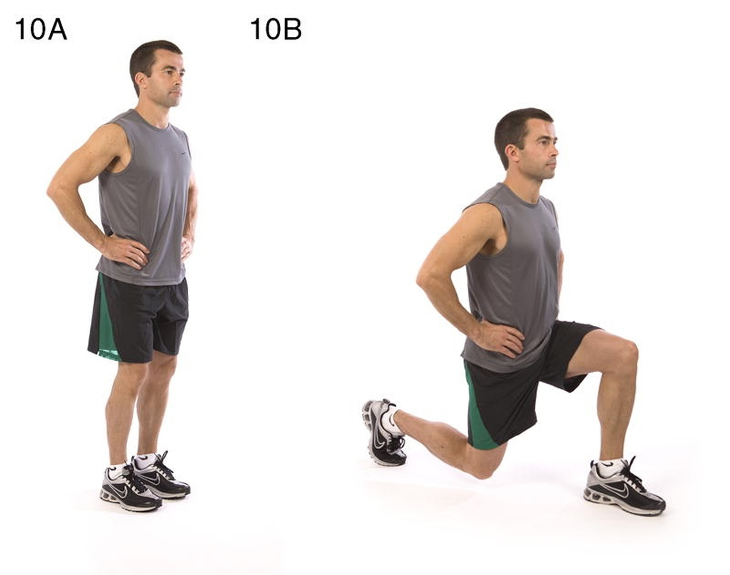 Lunge Lower body