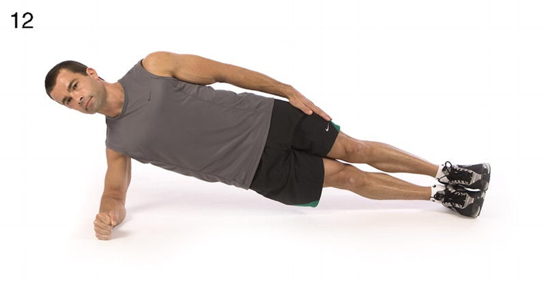 Side plank Core