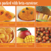 beta carotene rich foods