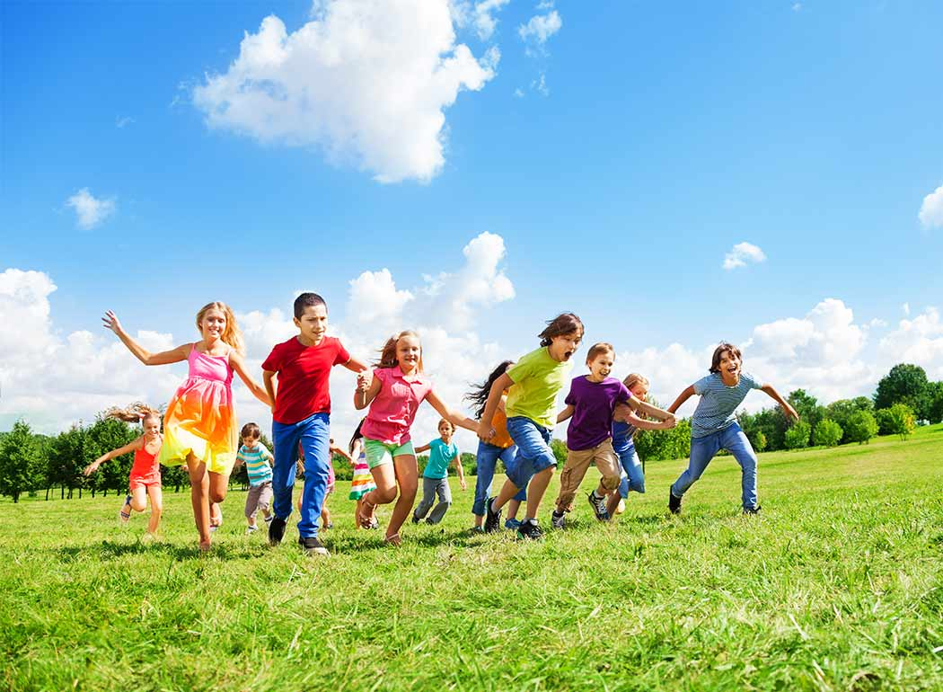 children and exercise