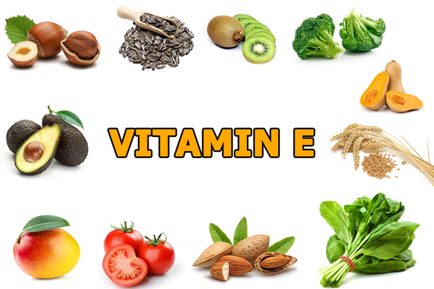 Foods High In Vitamin A D And E