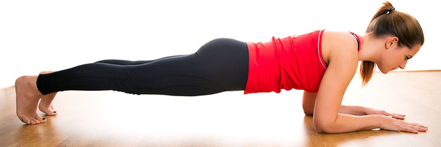 how to get six pack abs fast with the plank