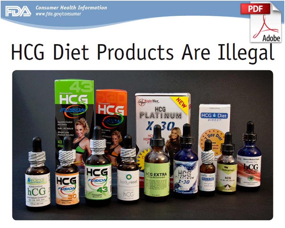 hcg diet and supplements for weight loss - what you need to know