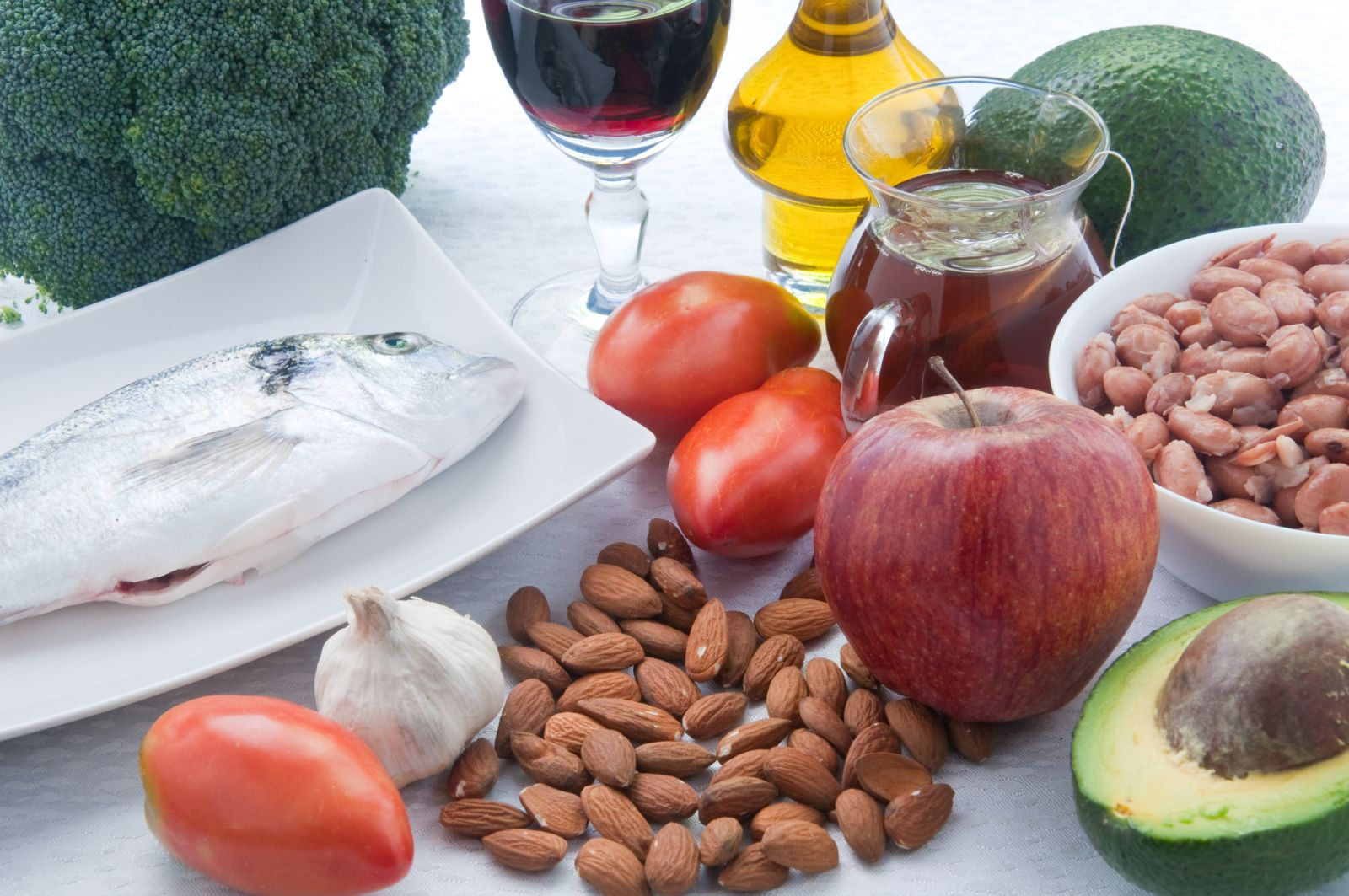 Top Foods To Lower Your Cholesterol And Protect Your Heart