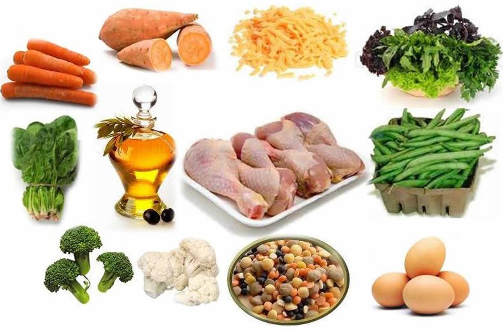 gluten free foods