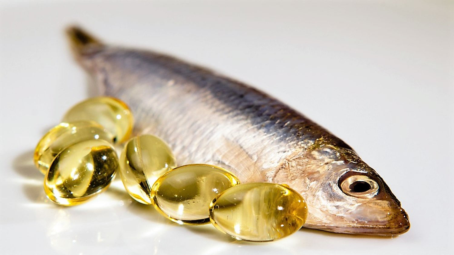 Fish Oil Omega-3 Benefits - Is Fish Oil better than Krill Oil?