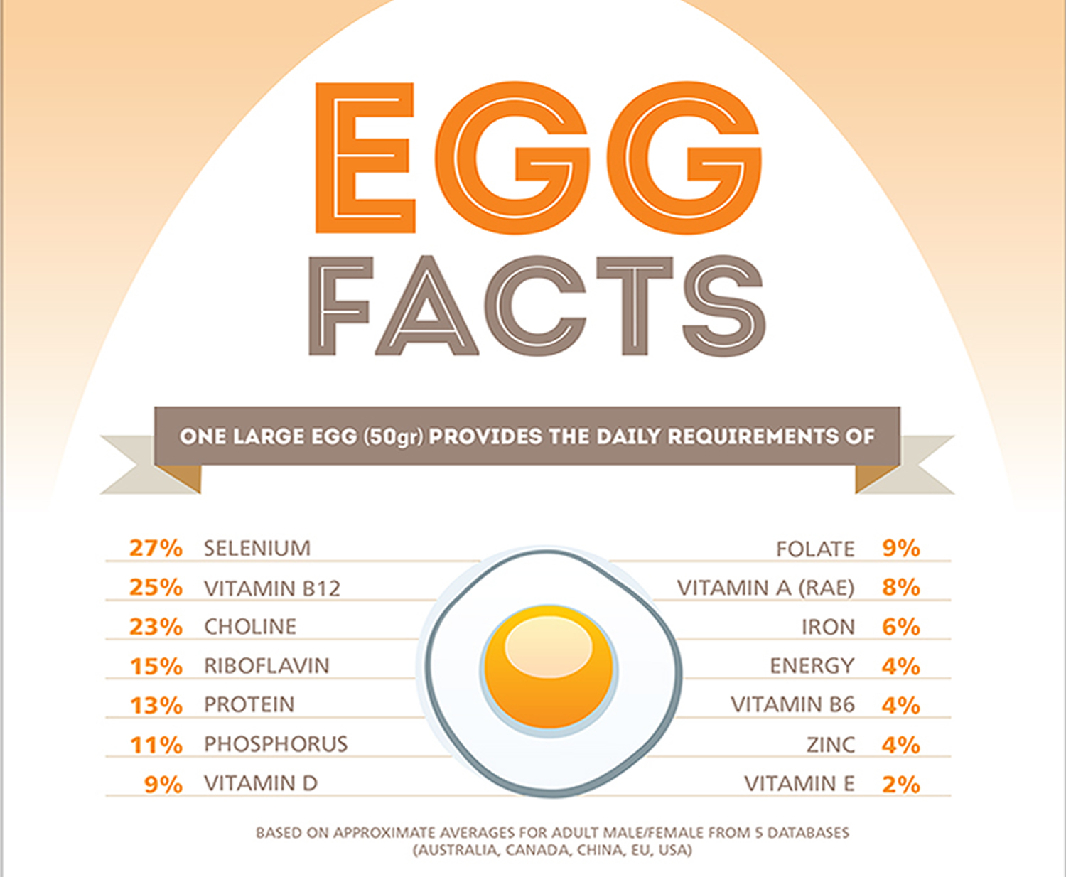 Egg yolk nutrition