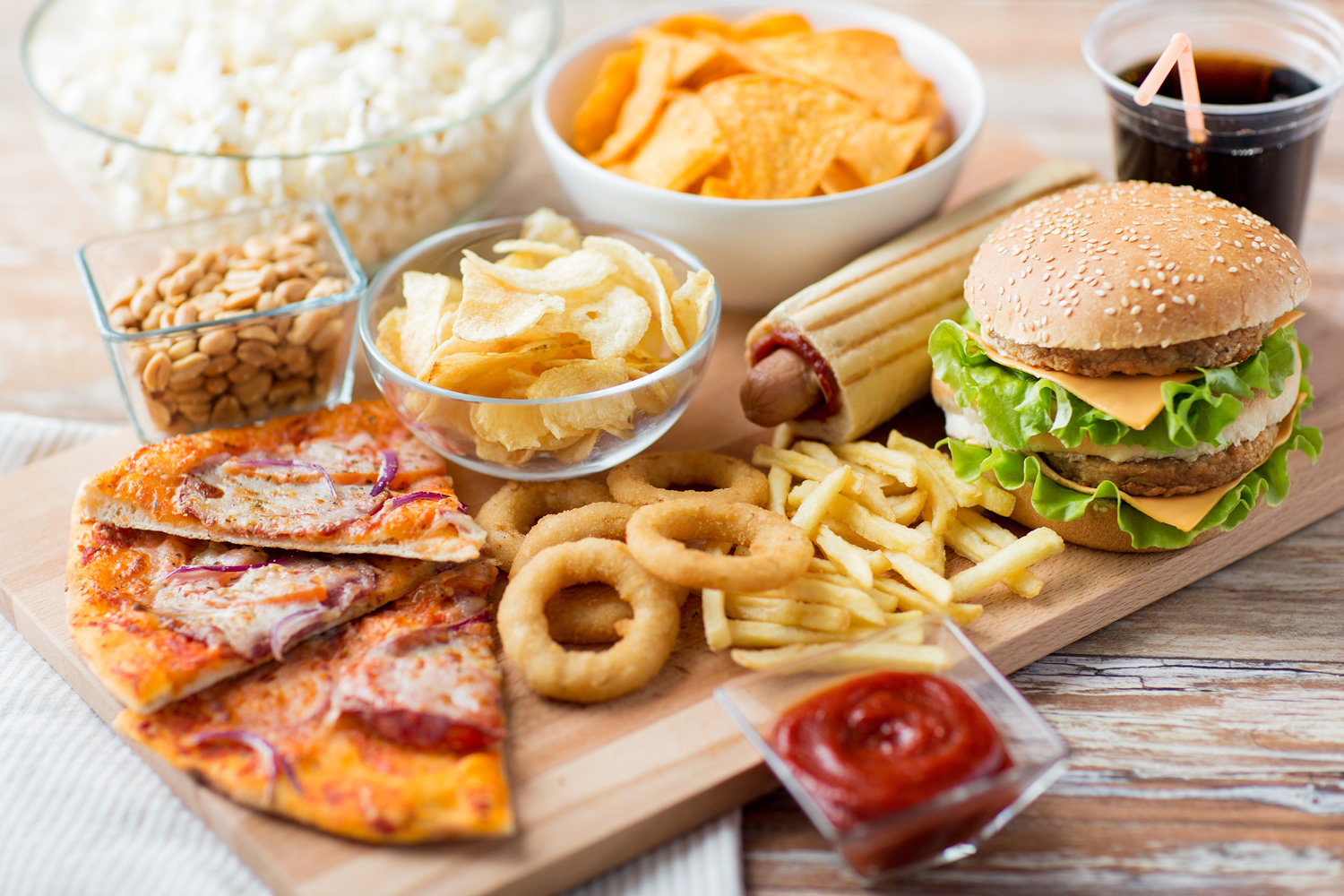 foods causing inflammation
