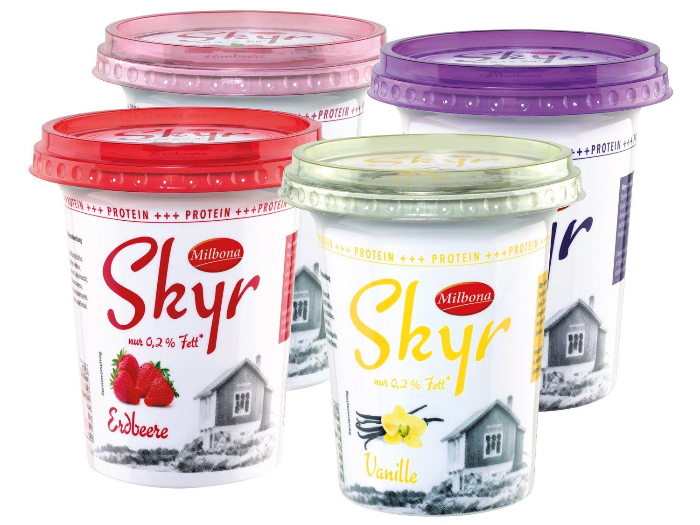 What is Icelandic Skyr & Yogurt. Skyr Nutrition Facts ...