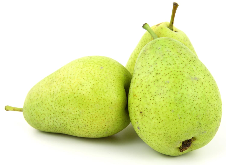 Pear green anjou