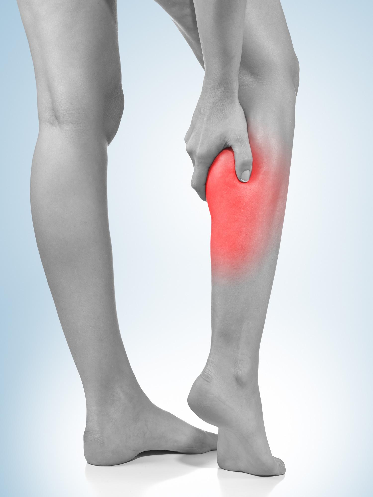 peripheral artery disease leg pain