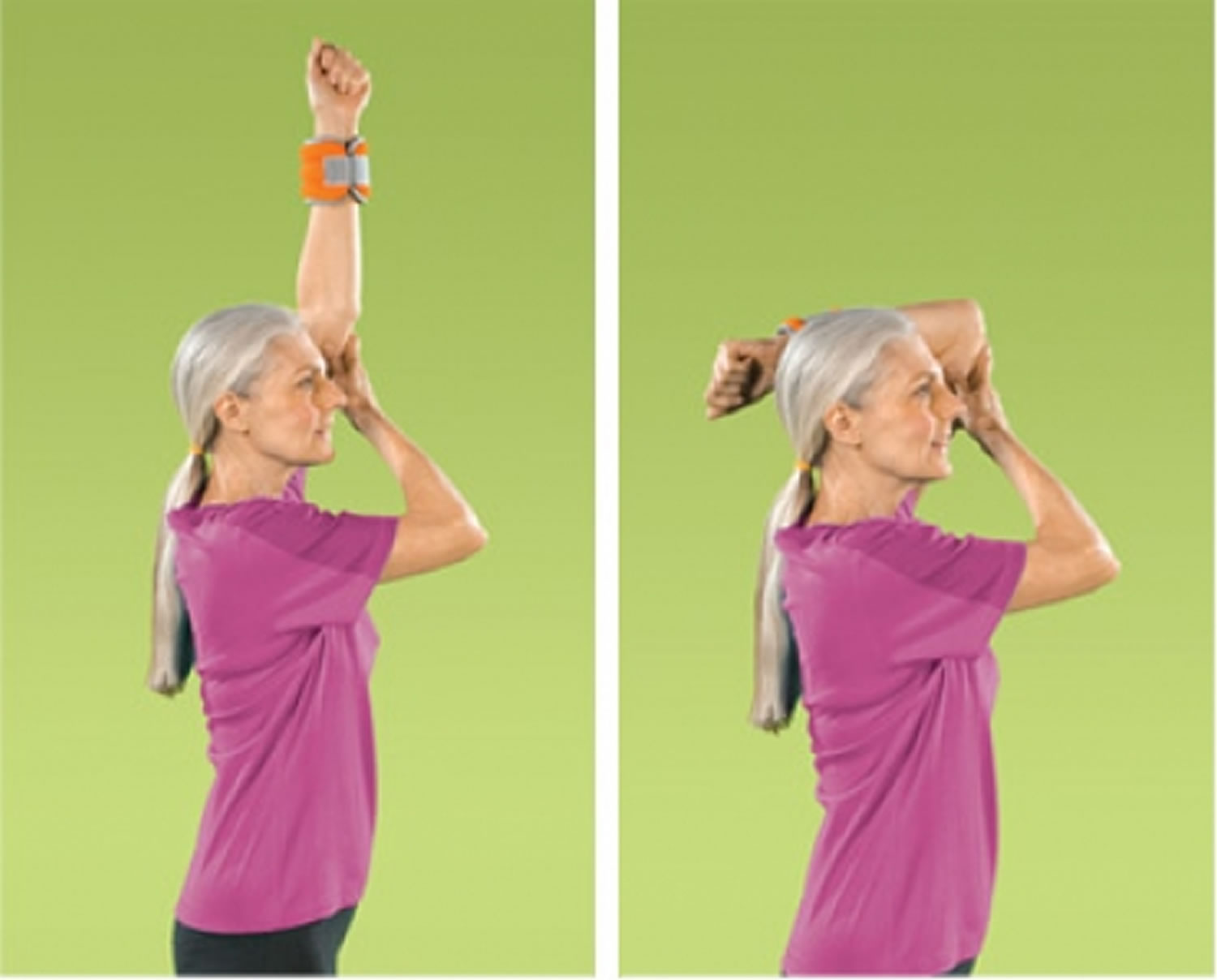 Elbow Extension Strength Exercise for Seniors