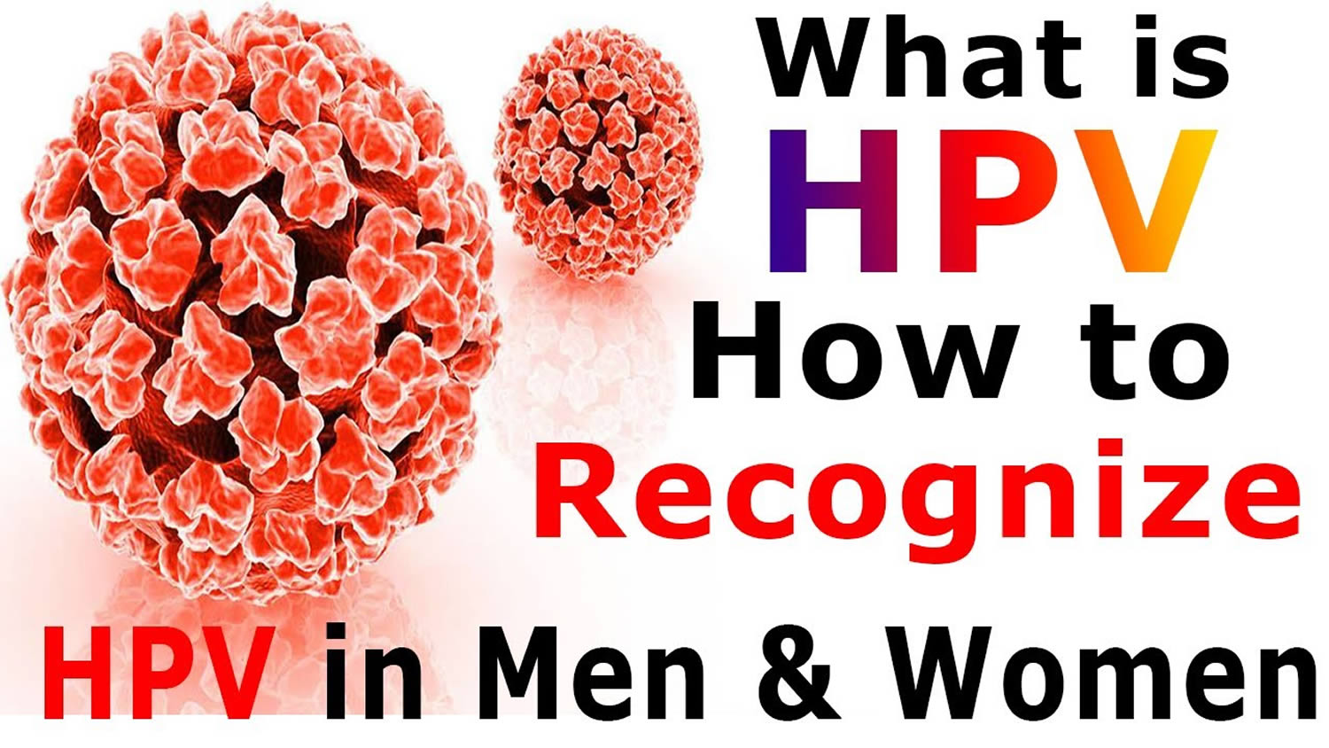 Can i live a normal life with hpv
