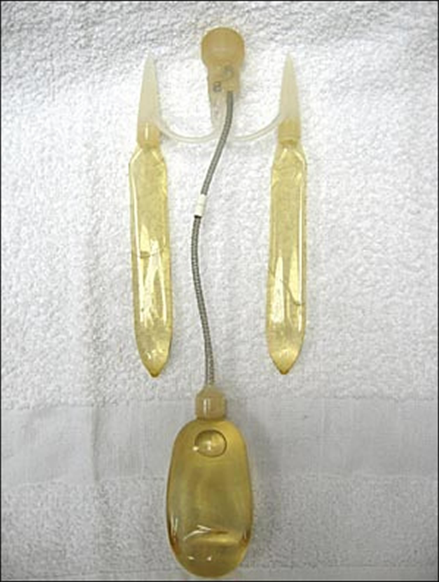 inflatable penile prosthesis