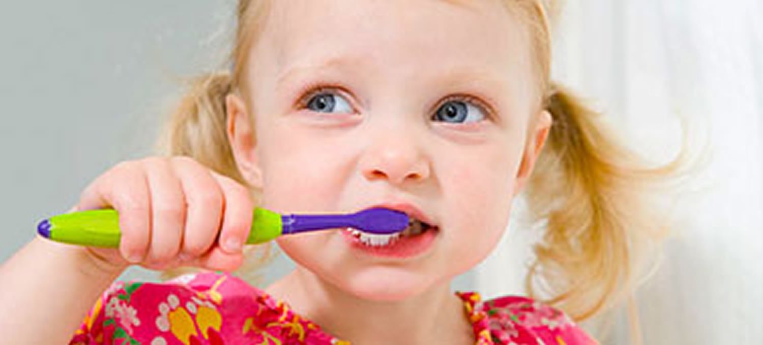 children teeth brushing tips