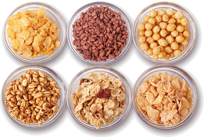Healthy, High Fiber Cereal