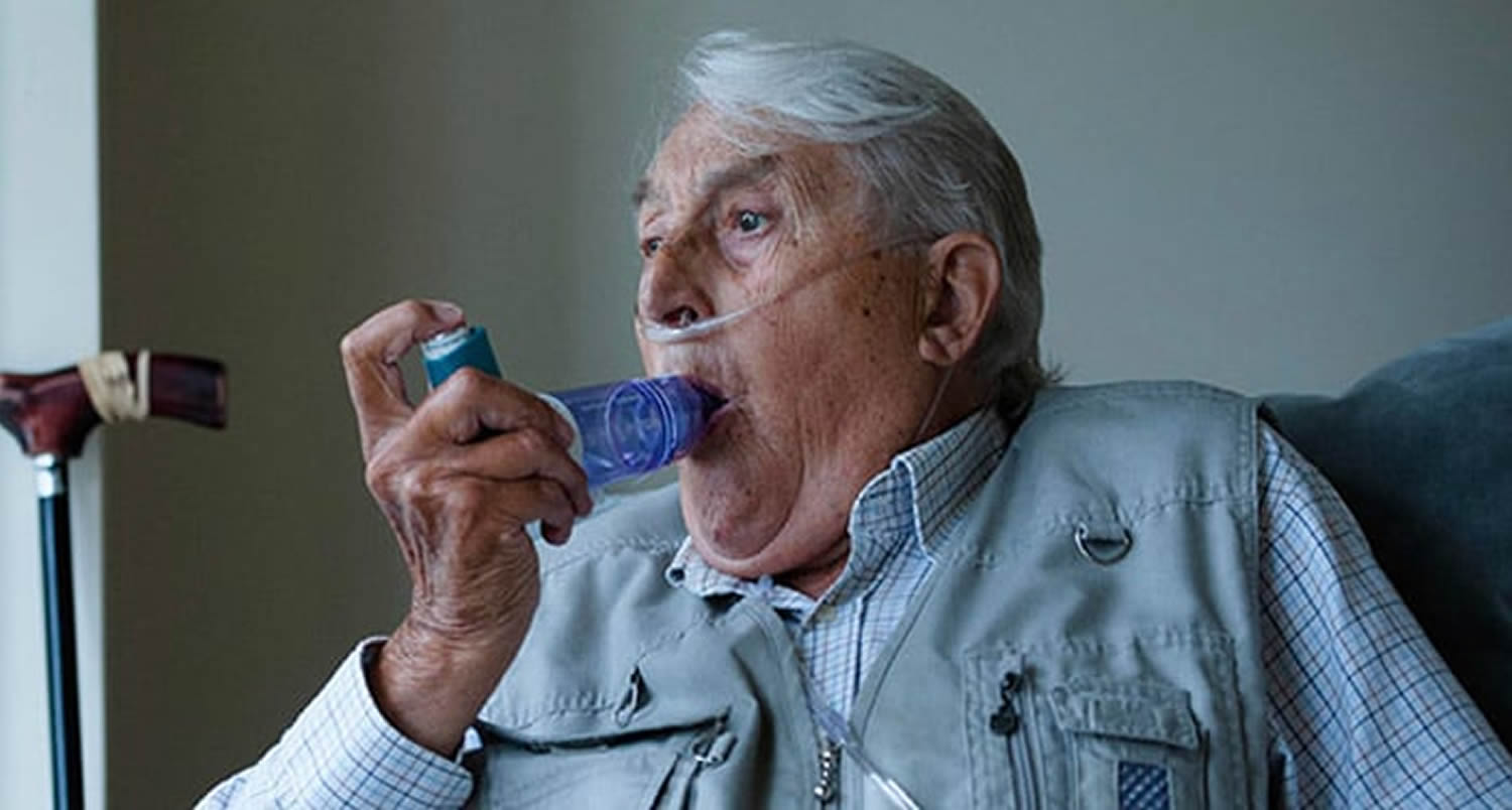 Copd In Home Health Care