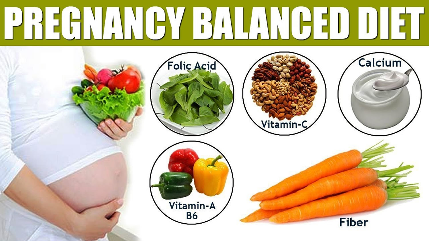 pregnancy superfoods - list of best superfoods for pregnancy