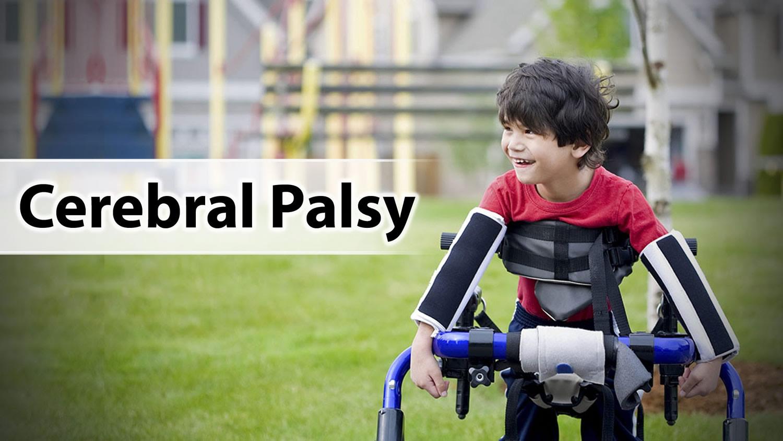 cerebral palsy gait training - YouTube