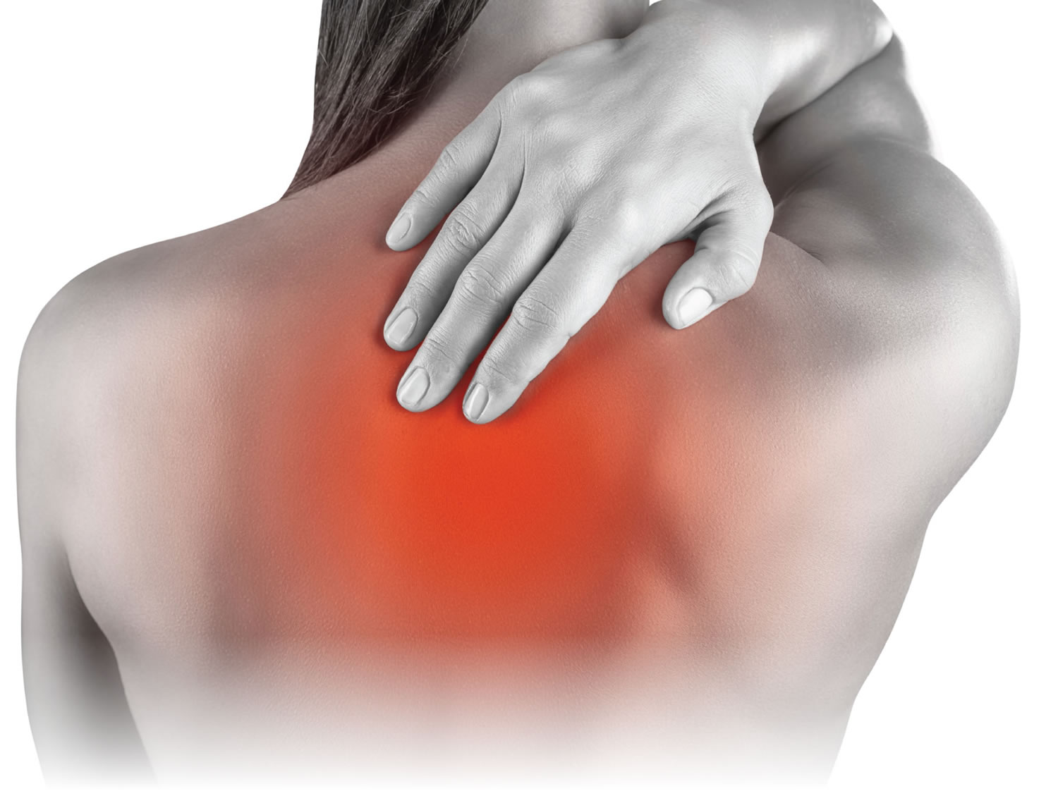 upper back pain middle shoulder pain causes treatment