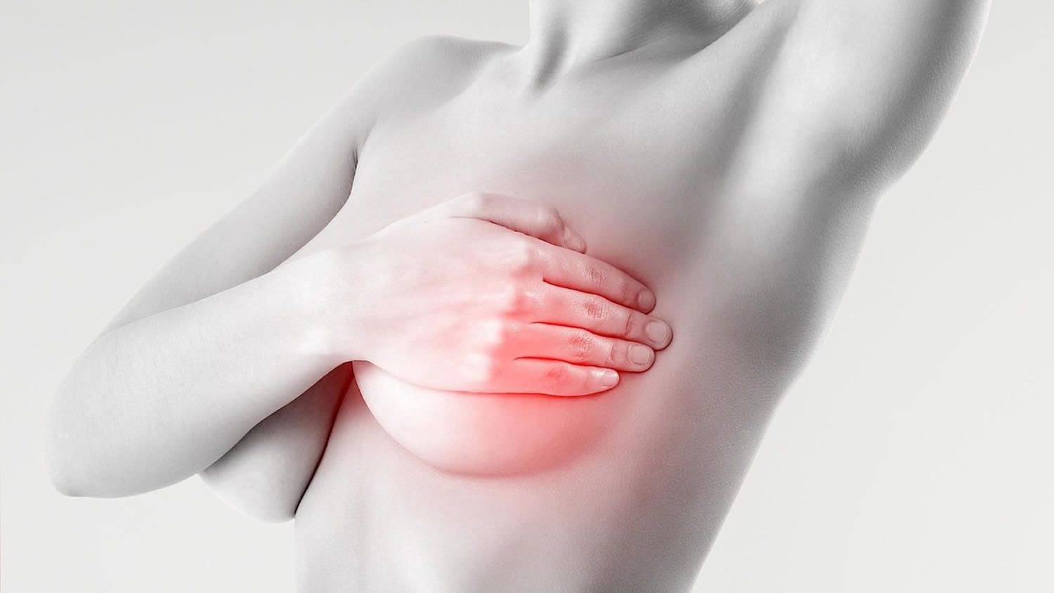 What can cause breast to hurt