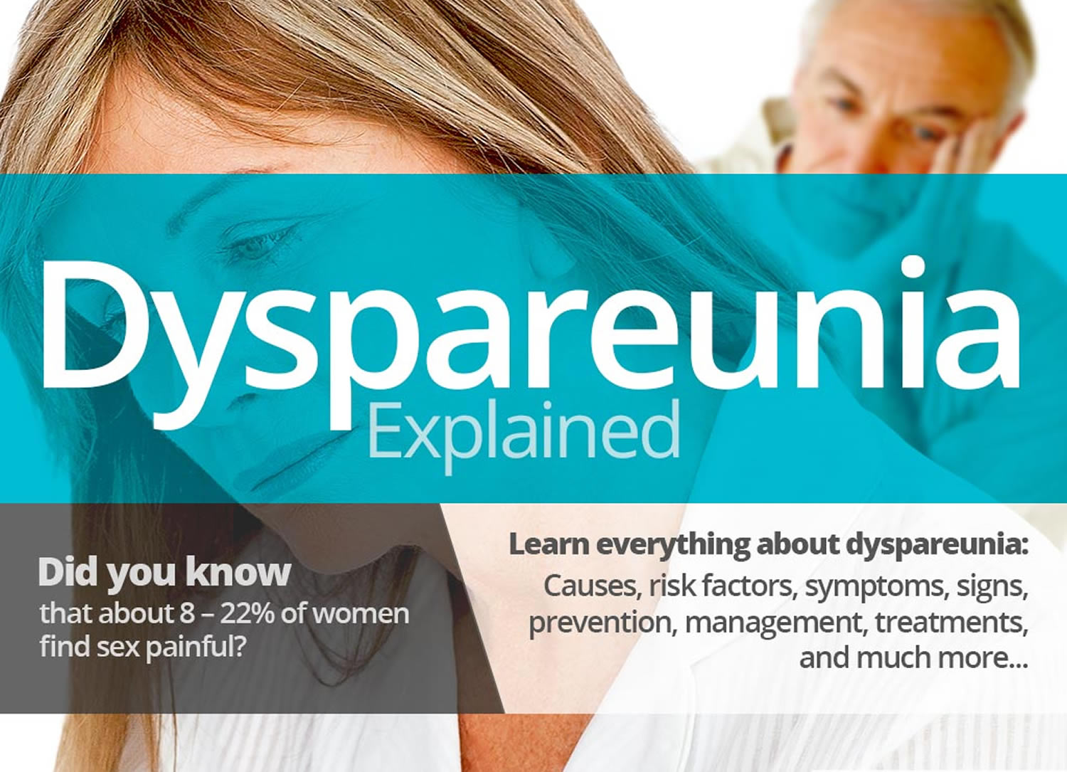 Dyspareunia (Painful Intercourse) - After Menopause ...