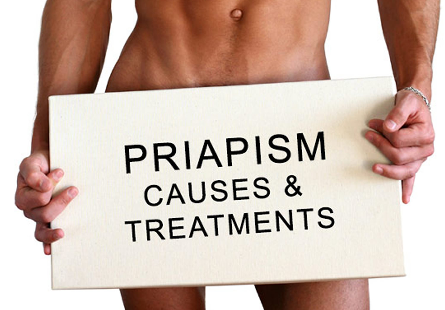Priapism - Causes, Home and Hospital Emergency Treatment
