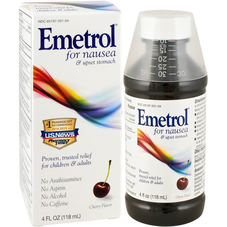 Emetrol - Ingredients, Is It Safe For Pregnancy, Dosage ...