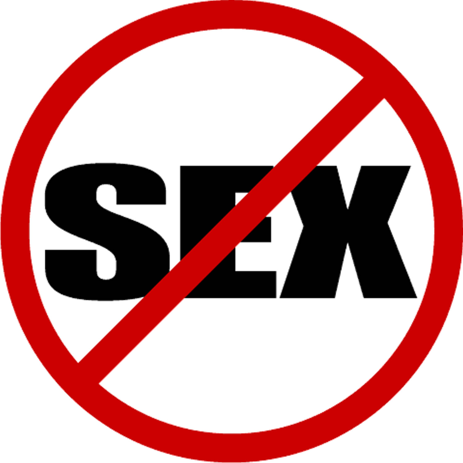 Being sexually abstinent