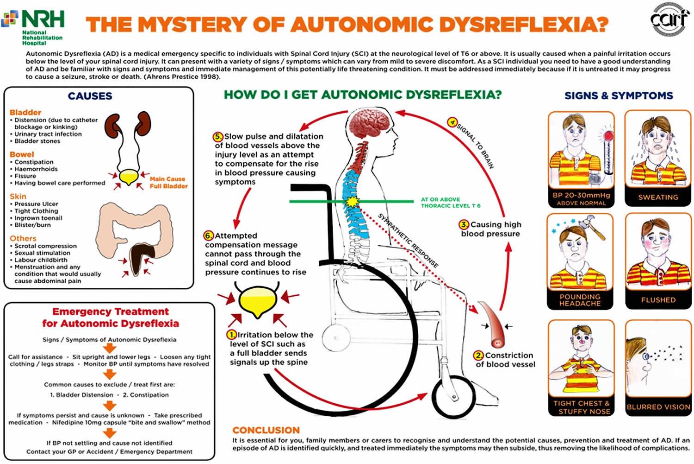 Autonominen Dysrefleksia