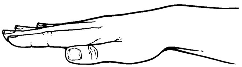 Vibration hand technique